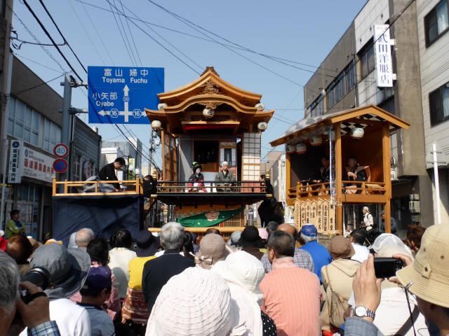 西町曳山と子供歌舞伎5