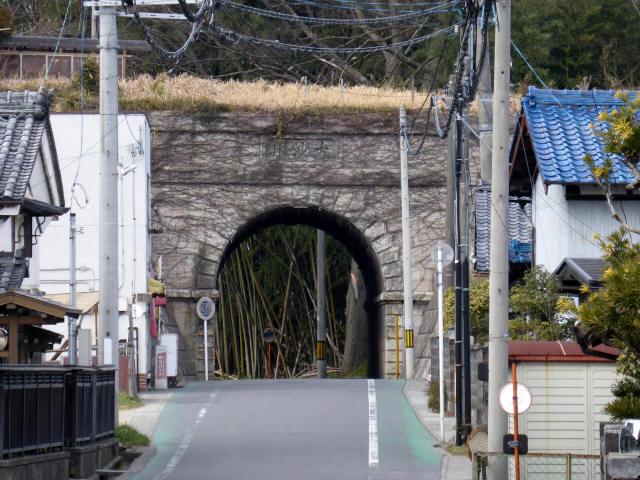 大沙川隧道3