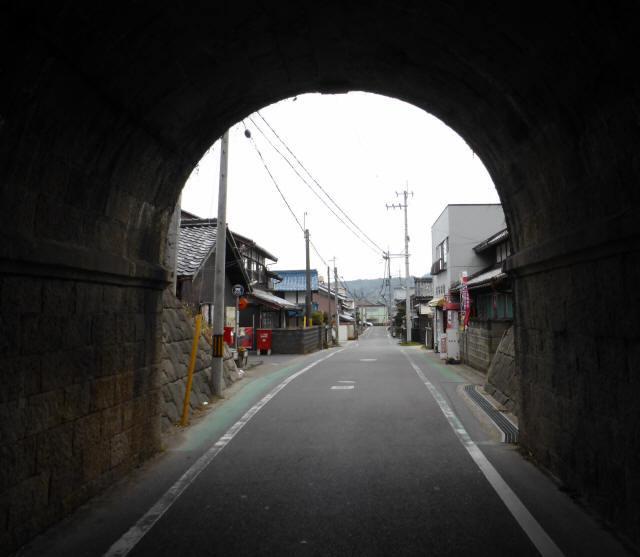 大沙川隧道6