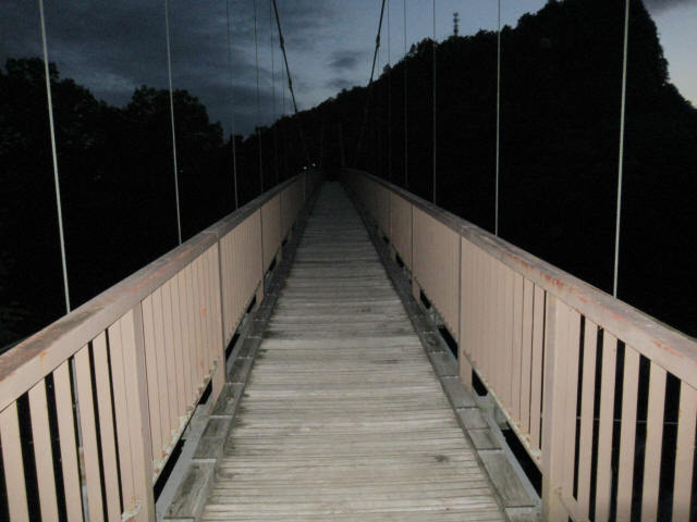 オロセの吊橋4