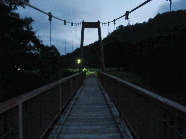 オロセの吊橋5