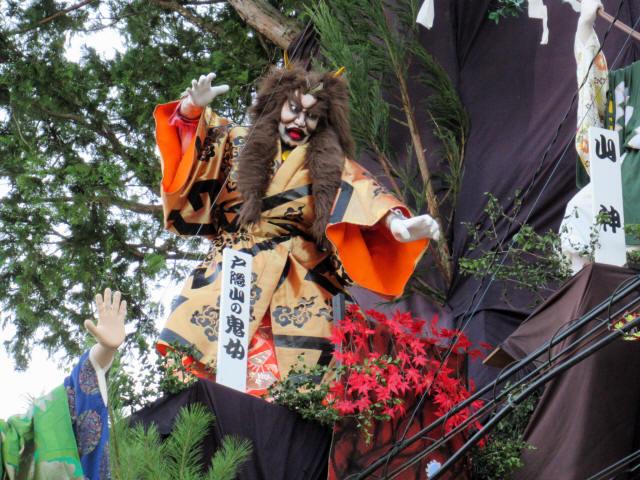 神明社の大置山6