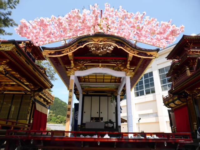 住吉山と子ども歌舞伎2