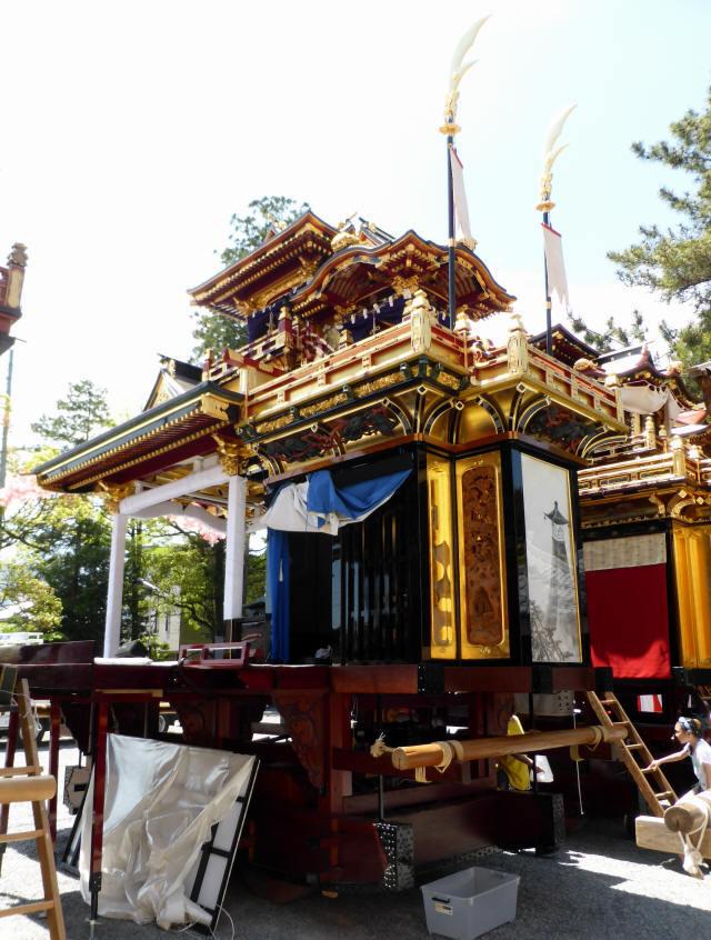 住吉山と子ども歌舞伎5