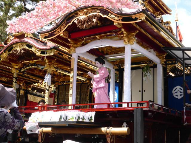 住吉山と子ども歌舞伎1