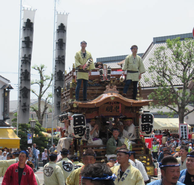 田町の山車6
