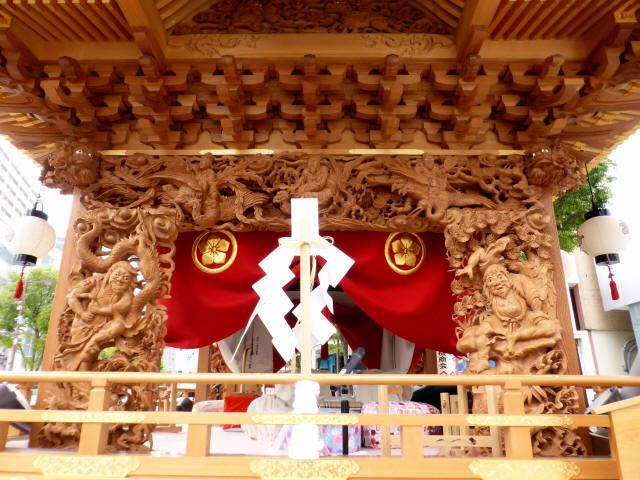 和田町の屋台3