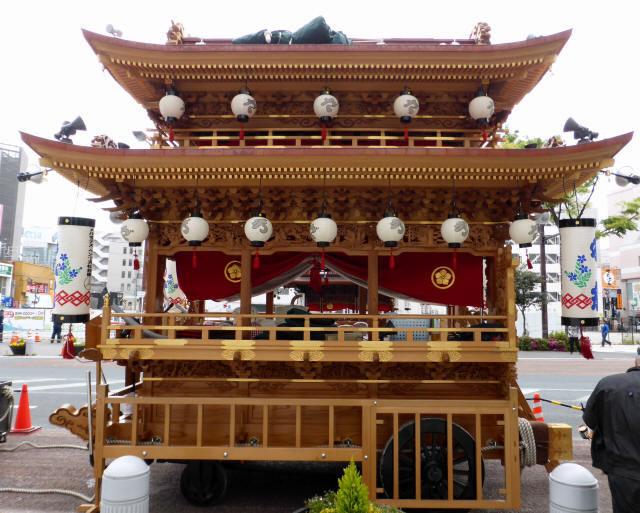 和田町の屋台4
