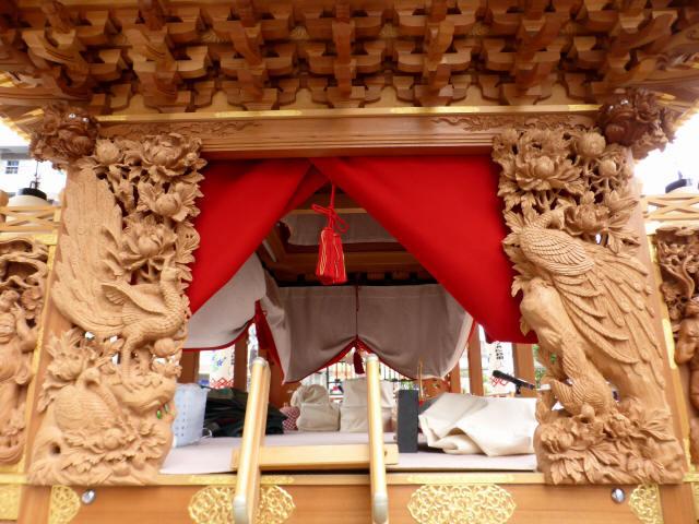 和田町の屋台5