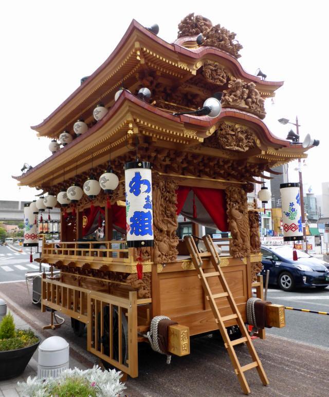 和田町の屋台6