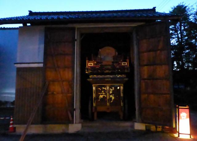 横町曳山「猩猩の汲み酒」1
