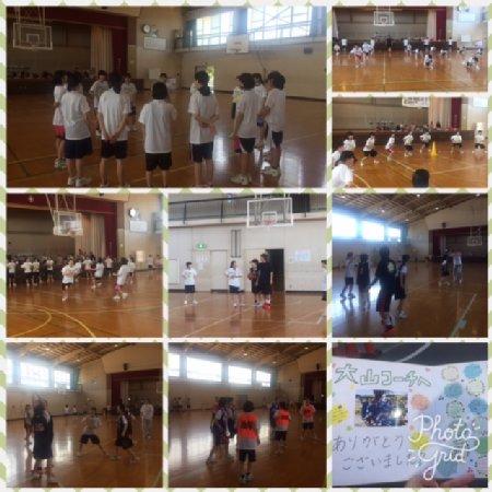 仙台市立南光台中学校三回