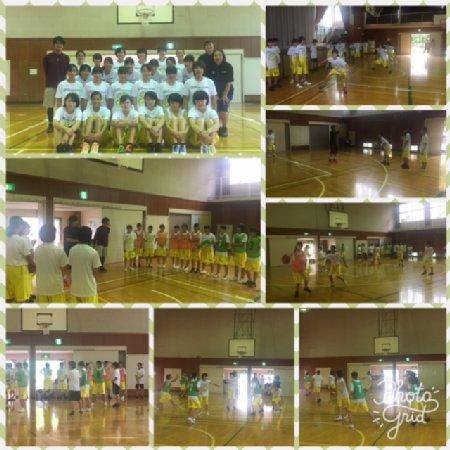 藤の木中学校チームパワーアップ