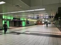 新幹線からそのまま空港MRTへ170518