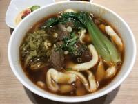 刀削牛肉麺170523