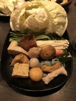 野菜盛り合わせ170604