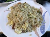 鳳城燒臘の廣州炒飯170622