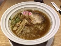 魚介スープの三田ラーメン170628