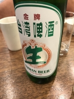 台湾金牌生ビール170702