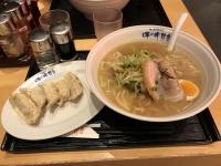 ラーメン餃子セット170706