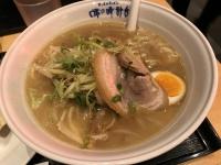 ネギチャーシュー麺170706