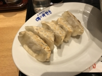 焼き餃子170706