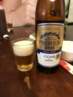 台湾プレミアムビール170708