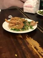 鹹酥蝦170708