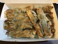 八方雲集の韮菜鍋貼170711
