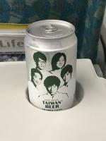 台湾金牌ビール五月天バージョン170727