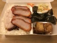 叉燒燒肉飯170803