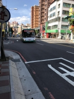 藍1バスで台北へ170810