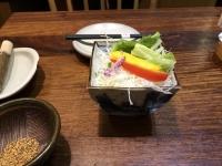 野菜サラダ170815