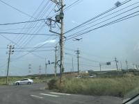 桃園國際空港近く170817