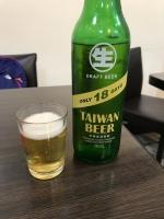台湾生ビール170821