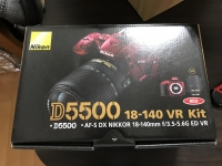 D5500キタ――(゚∀゚)――!!170823