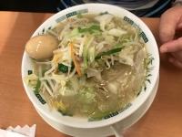 野菜タンメン170827