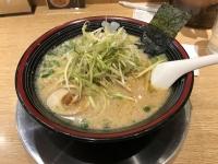 東京豚骨京葱拉麺170911