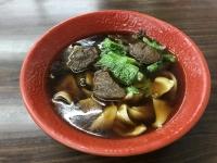 刀削牛肉麺170912
