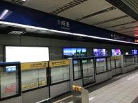 MRT南港駅170913
