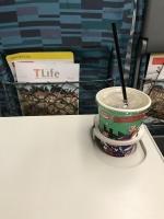 新幹線ではアイスコーヒー170914