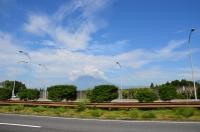 富士山が近づいてきた170824