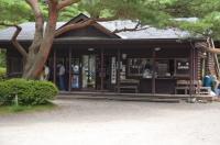 本栖湖キャンプ場170824