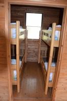 2段ベッド2台の4人部屋170824
