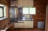 厨房には冷蔵庫も170824