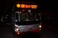 また無料シャトルバスで中壢へ170810