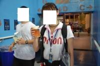 オリオンビール売り子170721