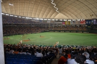 東京ドームで初観戦170827