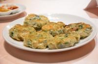 香煎韭菜餅170527