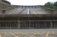 ダム真下から170520